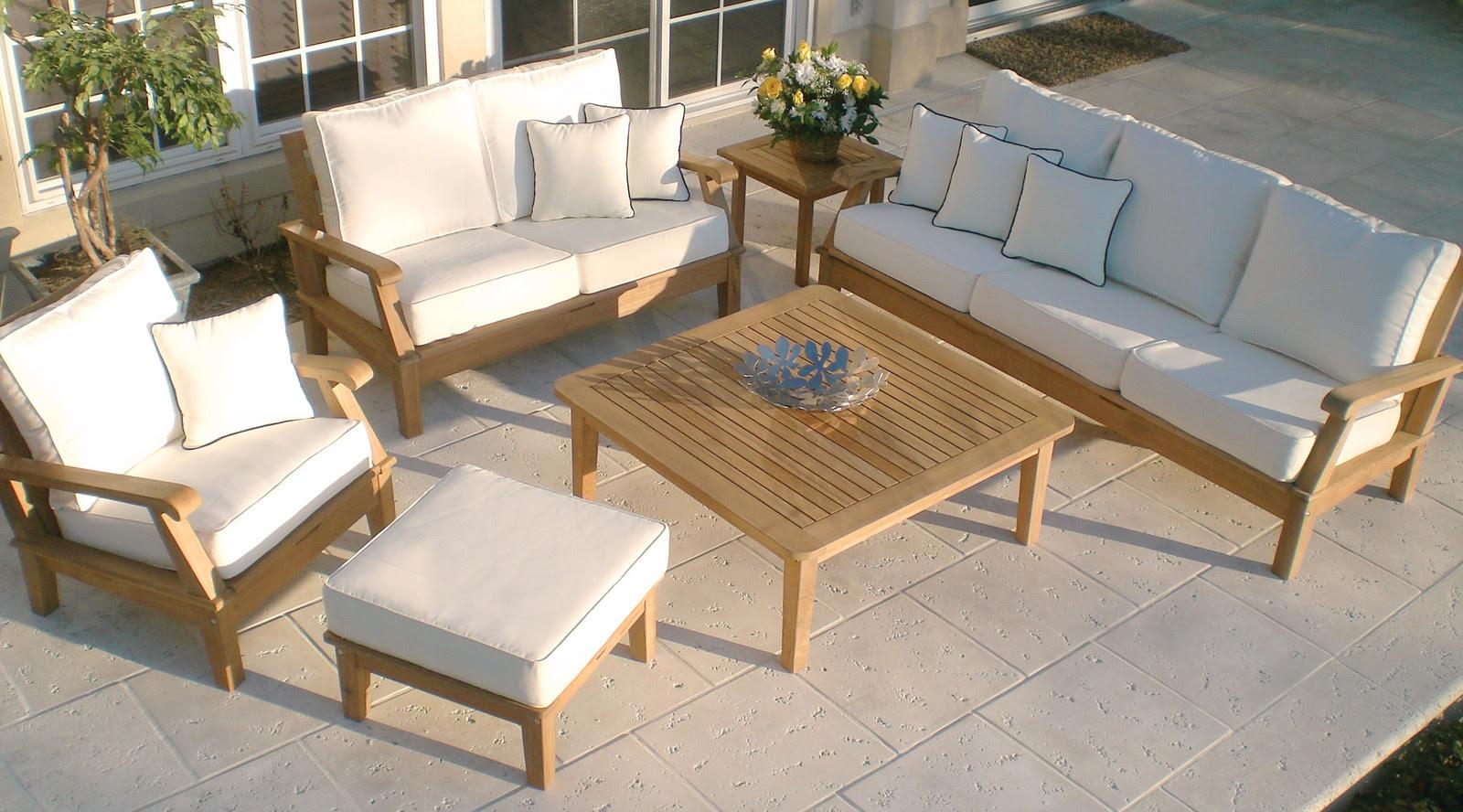 Outdoor Teak Furniture - When Beauty Meets Function   Leaf ...