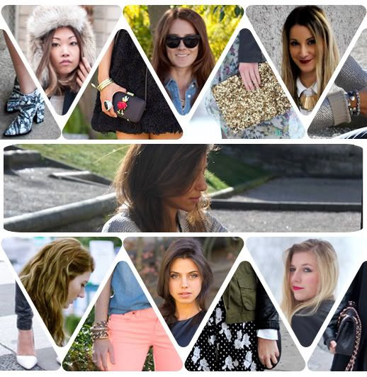 TOP BLOGGER LOOKS OF THE WEEK FASHION SALADE