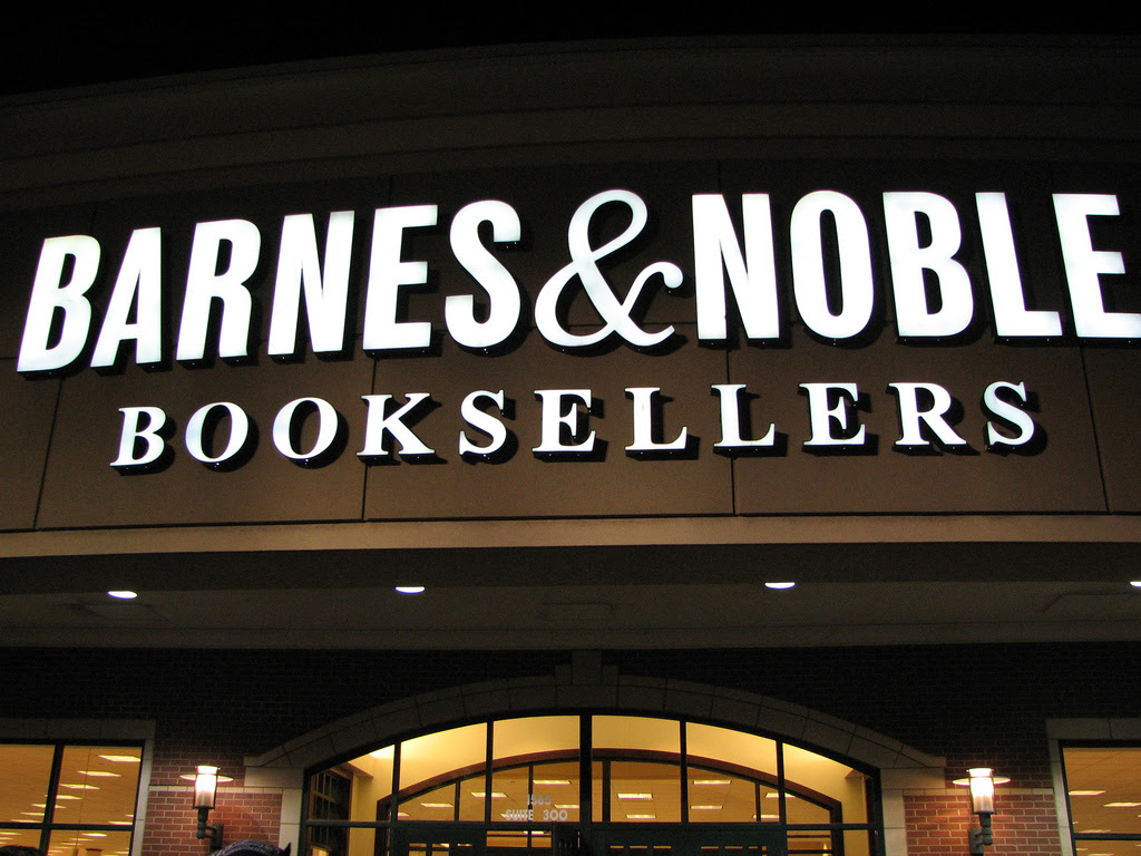 Microsoft buys part of Barnes & Noble