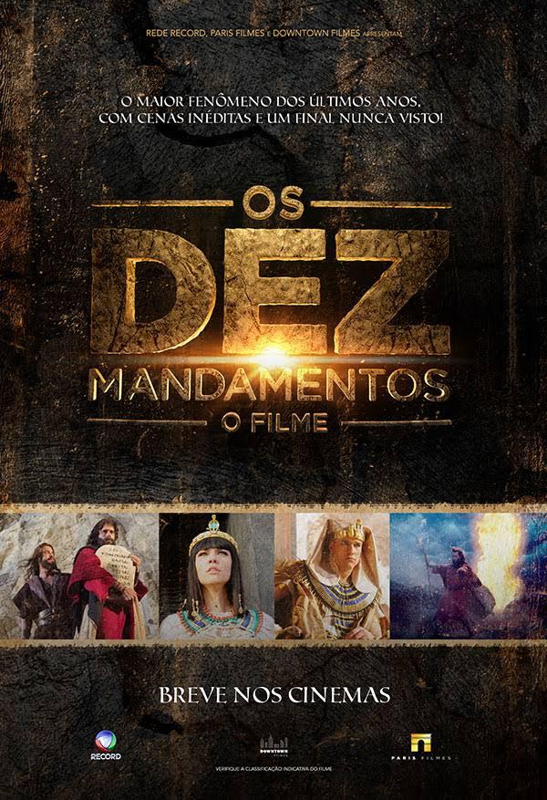 Os Dez Mandamentos - O Filme