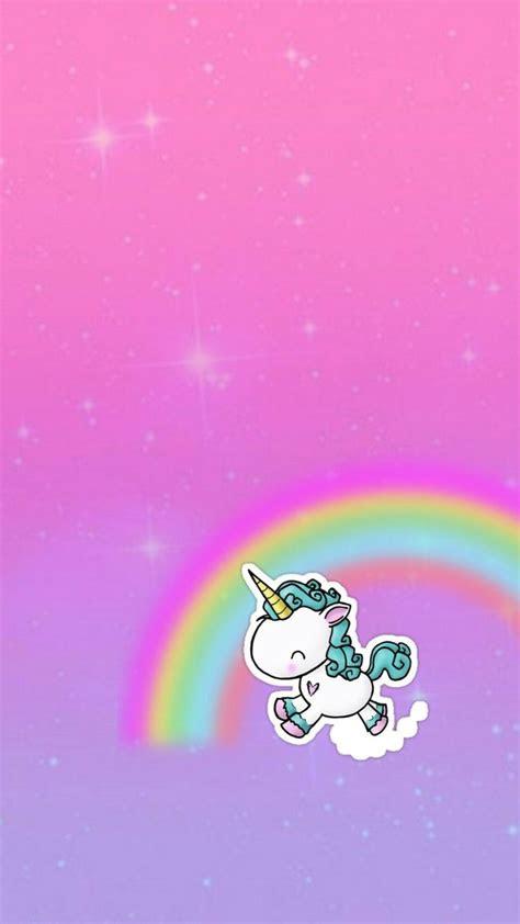 cute rainbow unicorn wallpapers impremedianet