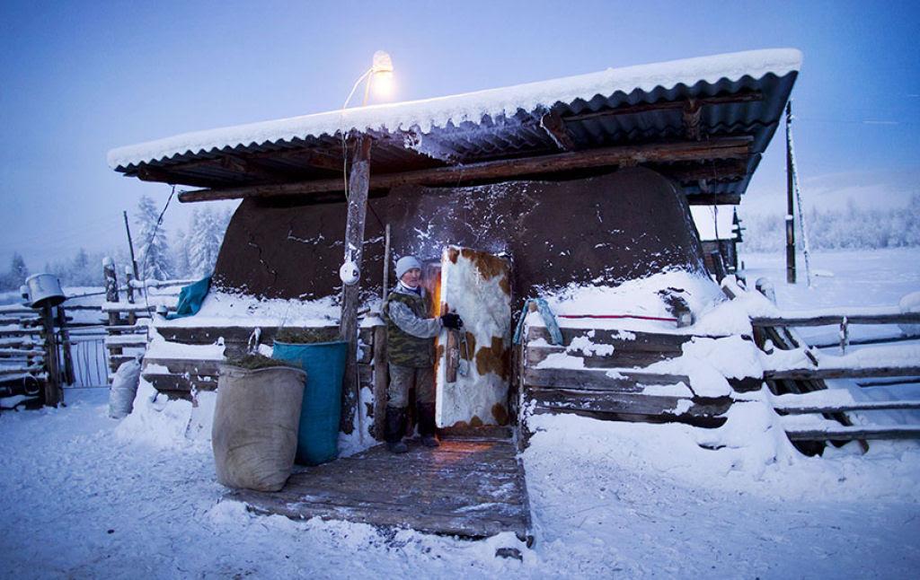 Conheça Oimekon, o povoado mais frio do planeta 11