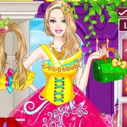 Princess Barbie Dress Up Games ? Fashion Name