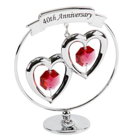 Wedding Anniversary Gifts: 40th Wedding Anniversary Gifts