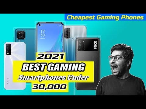 Best Gaming Phone Under 30000 || Phones Under 30000 in 2021 || MrTechSaif