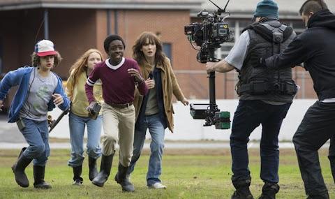 Where Is Stranger Things 3 Filmed
