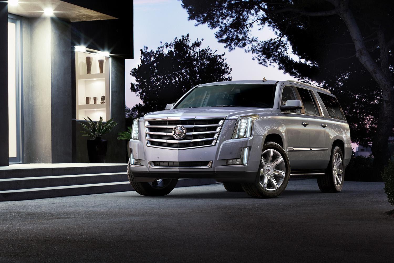 2015 Cadillac Escalade Hybrid? It could happen | Digital ...