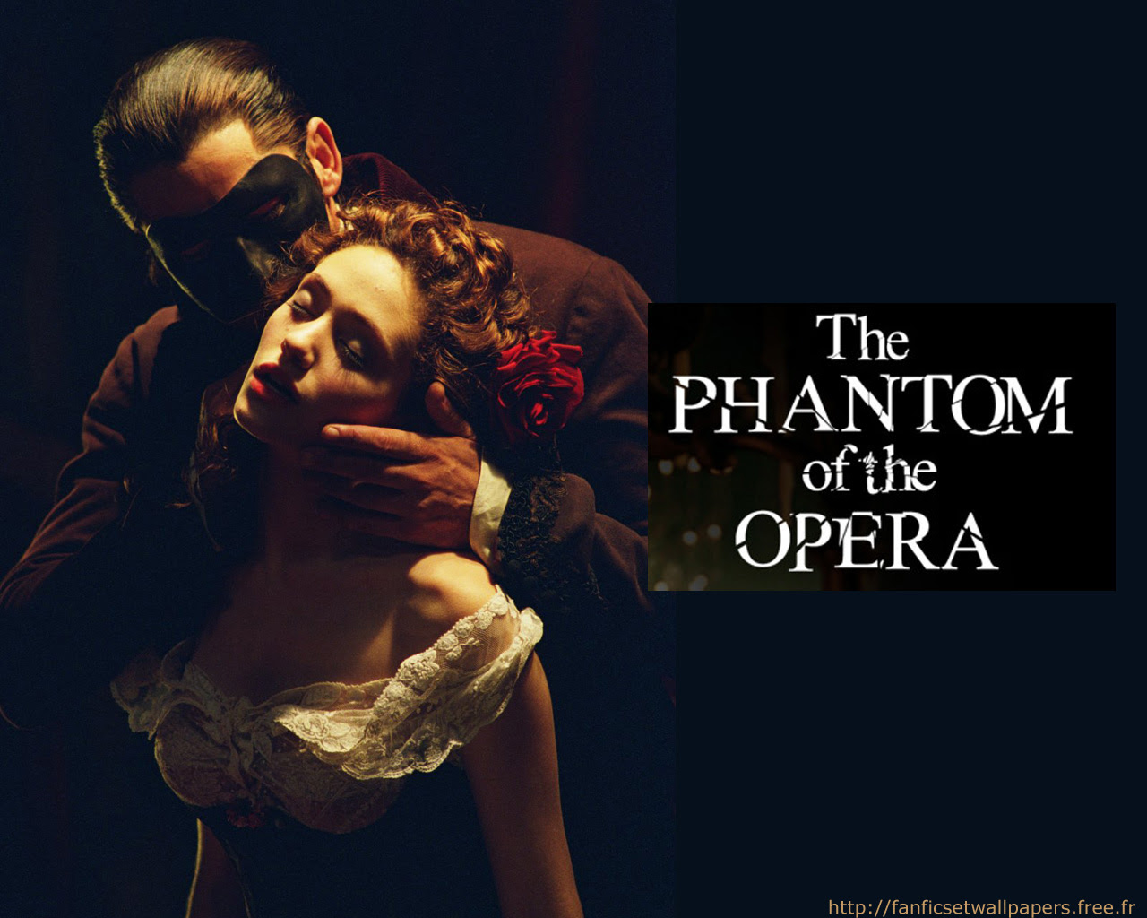 Fanfics Wallpapers Movies The Phantom Of The Opera