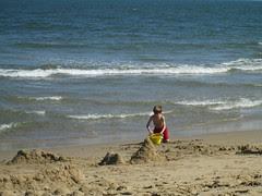 Beach by Teckelcar