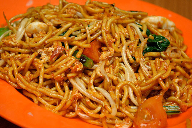 Chinese-style Mee Goreng