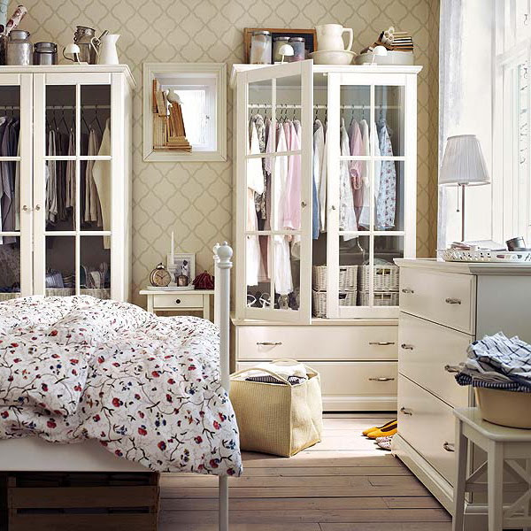 12 Bedroom Storage Ideas to Optimize Your Space | Decoholic