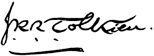 File:JRR Tolkien signature - from Commons.svg