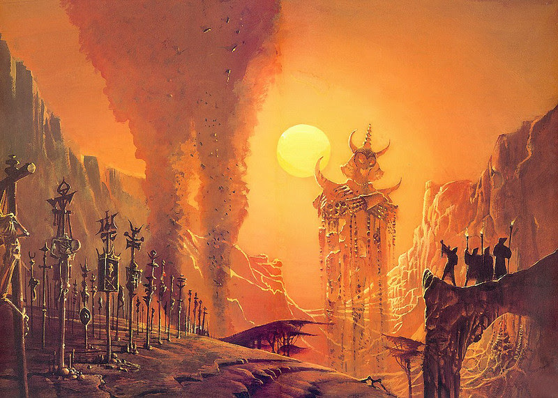 Bruce Pennington - Lost Worlds