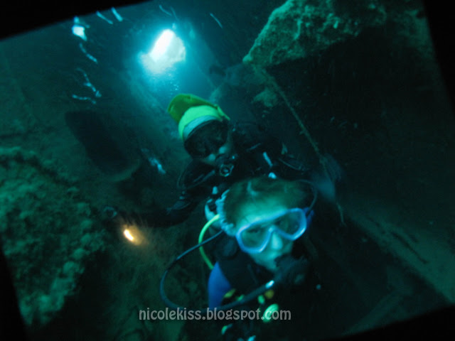 Wreck Diving in Coron, Palawan, Philippines