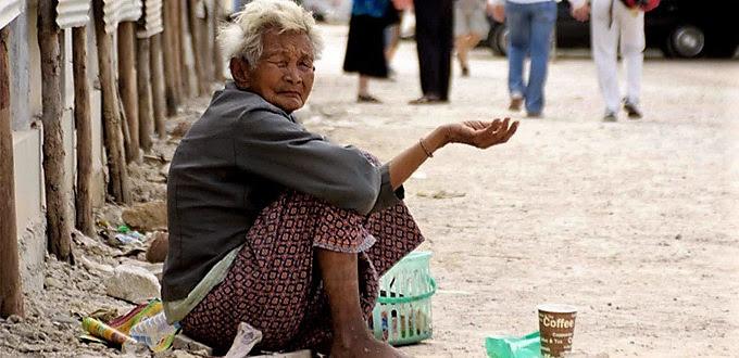 El Vaticano publica el mensaje del Papa para la primera Jornada Mundial de la Pobreza