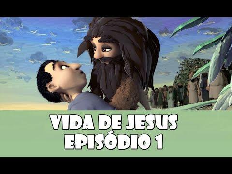 """""""VIDA DE JESUS"""" uma série em desenho animado para você assistir, baixar e compartilhar :D"""