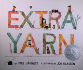 Extra Yarn book cover