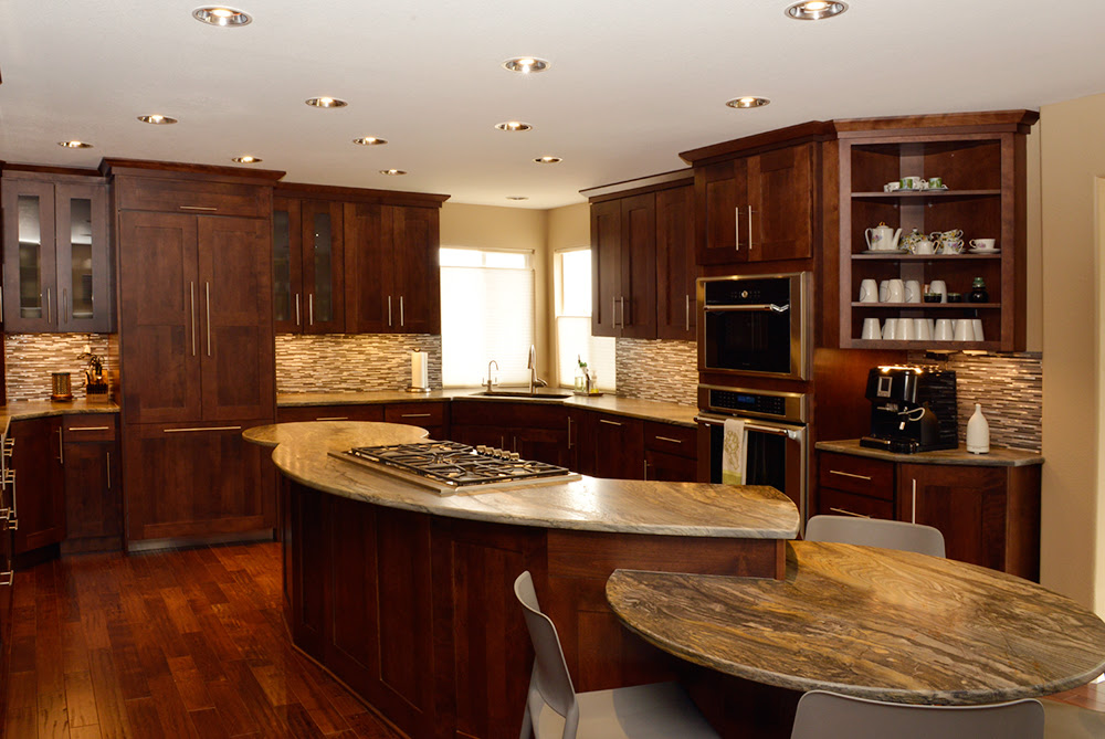 Colorado Springs Kitchen Design Cabinets Custom Made to