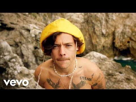 Harry Styles - Golden (Official Video)