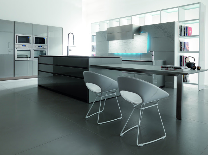 Kitchen Remodel Designs: Futuristic Kitchens  Kitchen Design Ideas