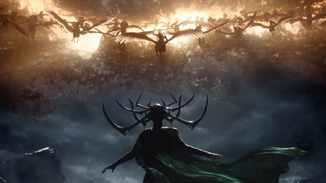 Thor: Ragnarok's San Diego Comic-Con trailer is *$#%@!^ awesome screenshot