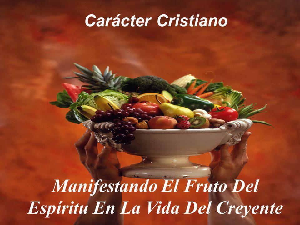 Resultado de imagen de El fruto del Espíritu en el creyente