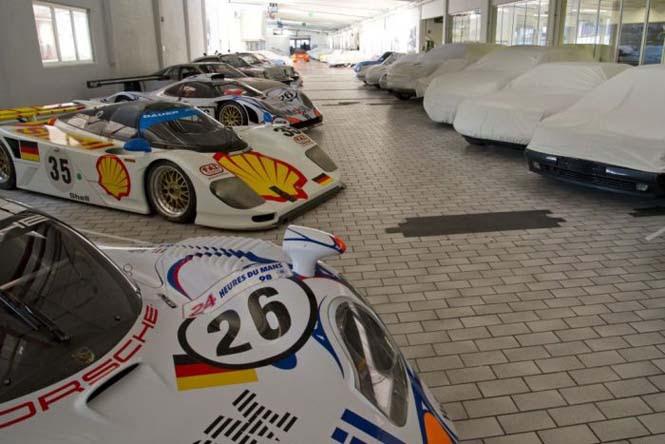 Εκπληκτική συλλογή από Porsche (2)