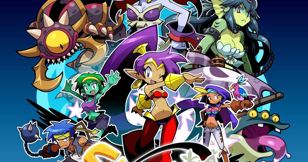 Wish granted: Shantae getting her very own art book screenshot