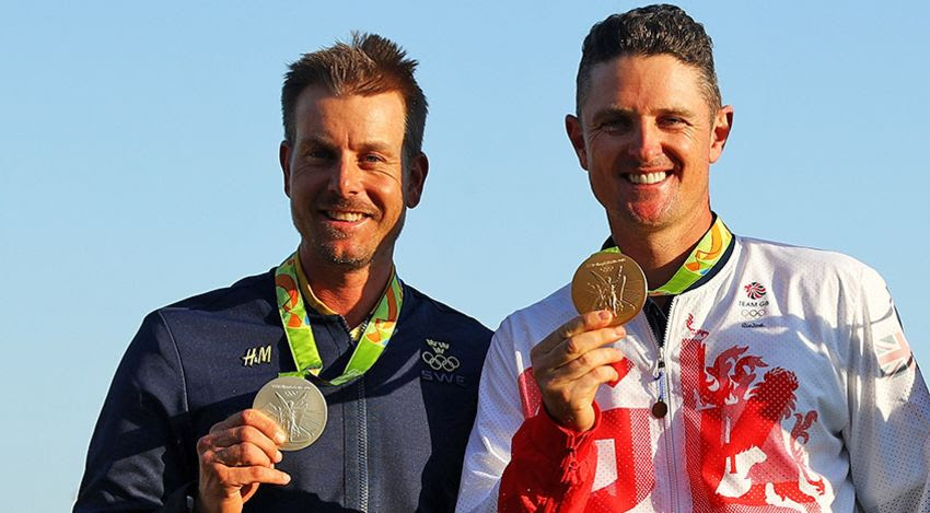 Stenson and Rose, together again