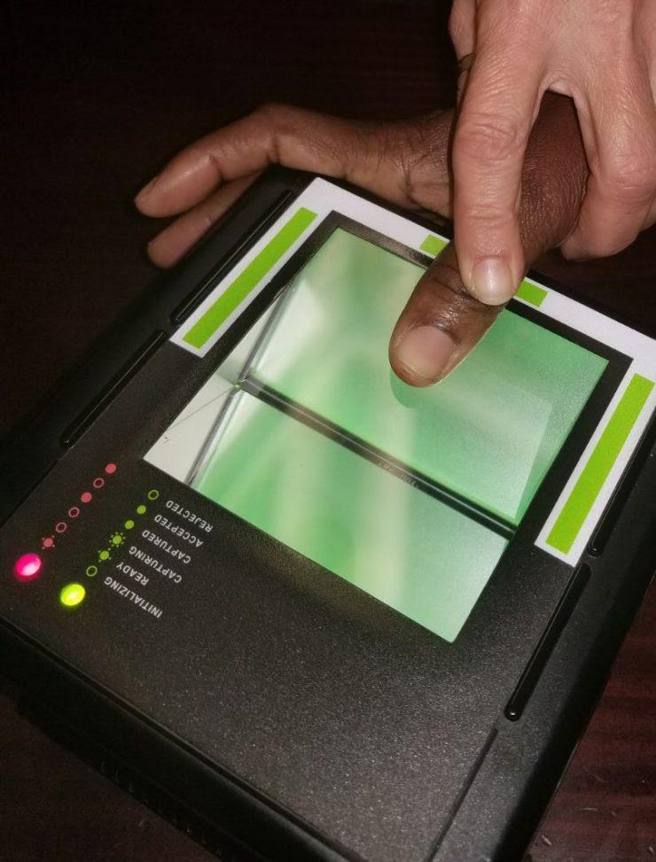Alliance Fingerprinting - Criminal history check ...