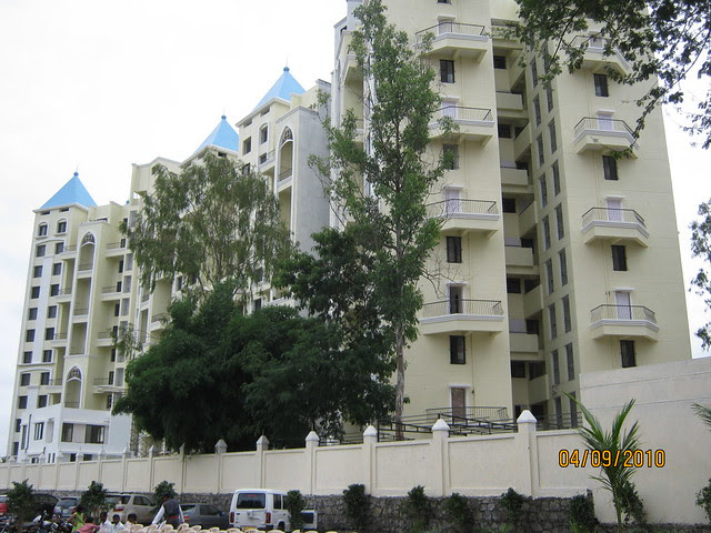 Reelicon Felicia, 1 BHK and 2 BHK Flats on Pashan Baner Link Road - Mont Vert  Biarritz 2