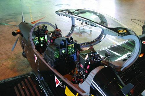 Super Tucano avionics