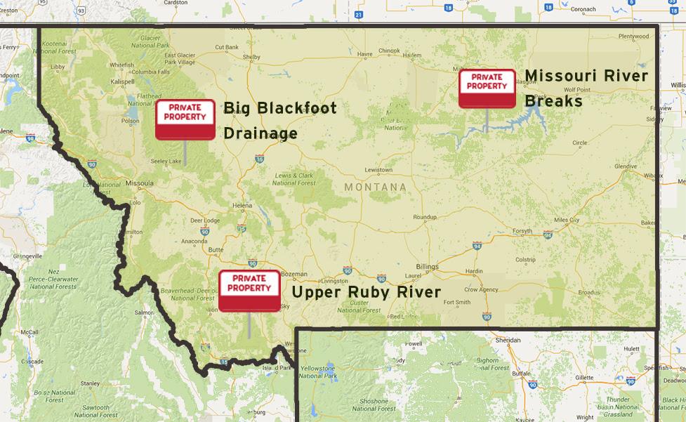 Montana Public Lands Transfer Sportsmens Access