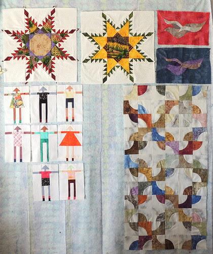Design Wall - 2 September