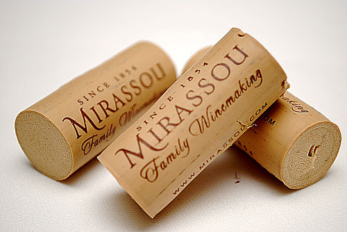 Mirassou Winery Taste & Toast Tour by Chef Gale Gand