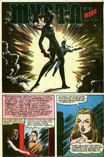 Planet Comics 42 - Mysta (May 1946) 00