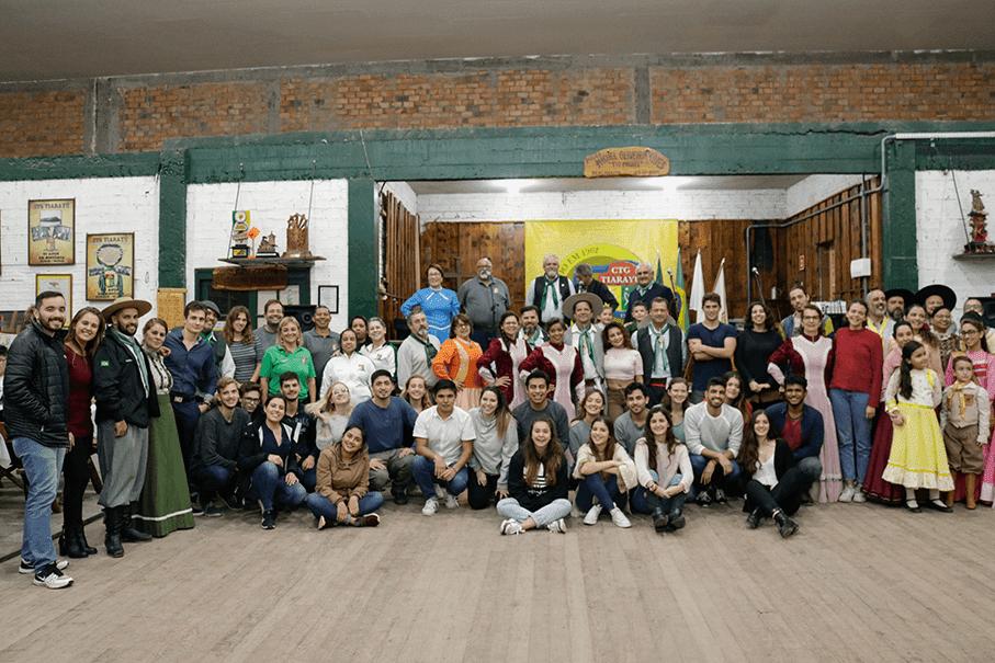 Tiarayu, CTG, Internacional, Mobilidade Acadêmica