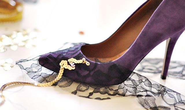 Dolce ve Gabbana Pompalar-Ayakkabı-DIY-4 Embellished