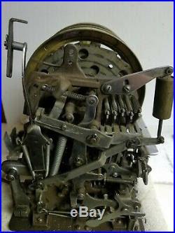 Antique slot machine repair near me