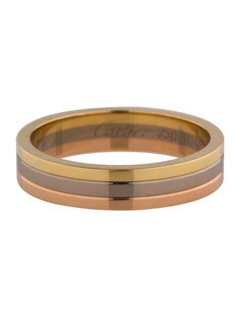 Trinity Wedding Band   For the Man   Cartier wedding rings