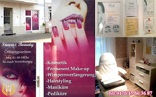 Weles Beauty Salon von Alina Klemp in Berlin - Charlottenburg