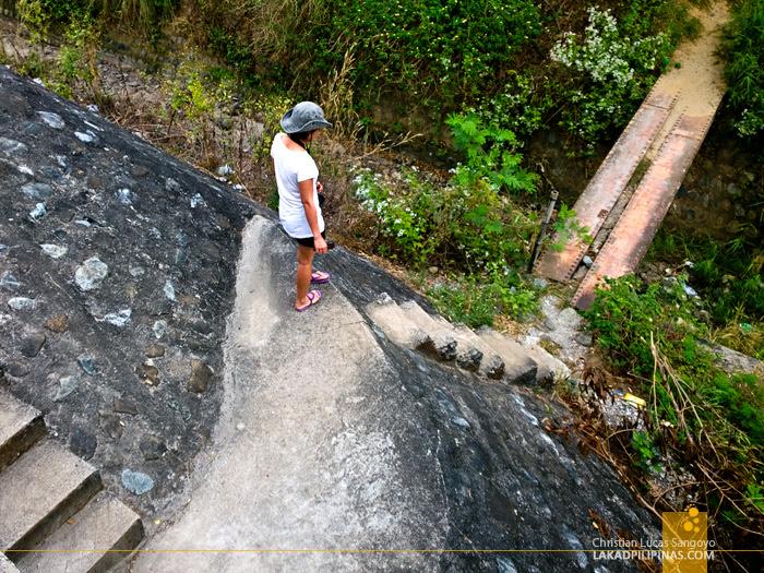 River Trekking at Cabangan, Zambales