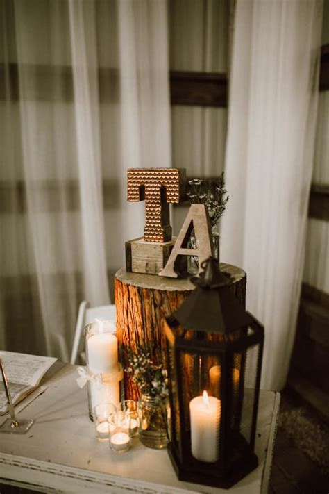 Elegant Marsala and Champagne Manitoba Wedding at The