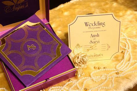 Wedding cards gallery