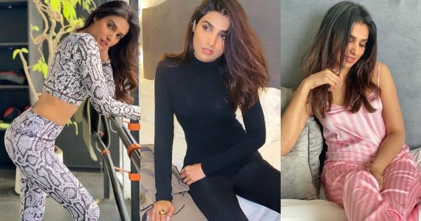Awesome Pictures of Actress and Model Amna Ilyas