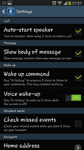 How To Use S Voice Google Now Hands Free Or Via