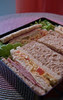 Homemade::: Triple Decker Sandwiches