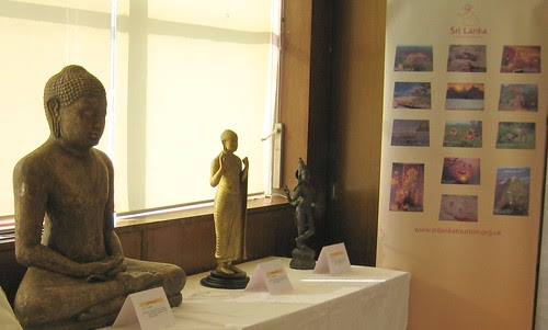 Buddha rupas in Sri Lankan style