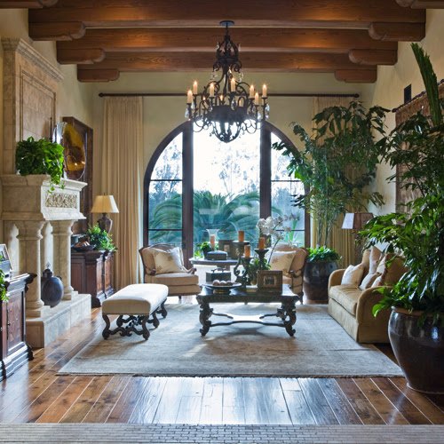 J P Home Decor Rancho Santa Fe Interior Design Beautiful House
