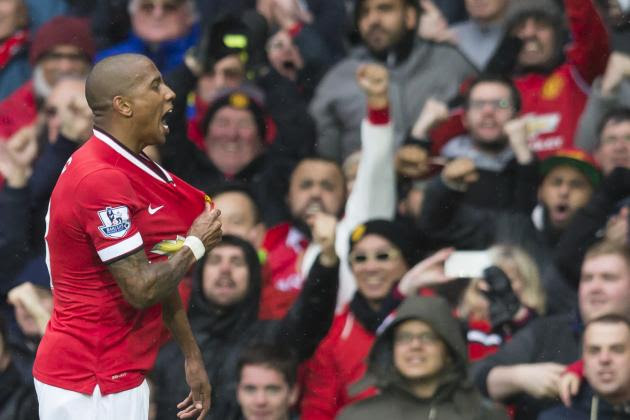 Ashley Young Continues to Defy Critics for Manchester United